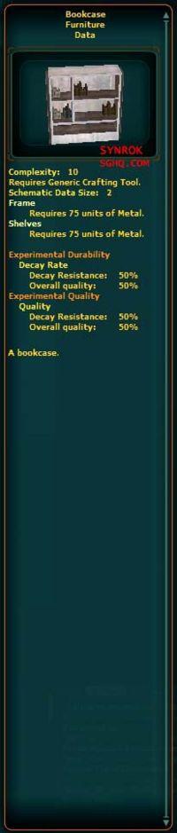 bookcase cheap (schematic) swganh wikibookcase(novice) jpg
