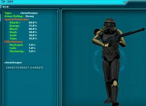 An Elite Novatrooper Commander Npc Example Swganh Wiki